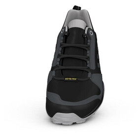 adidas TERREX AX3 Gore-Tex Hiking Shoes Waterproof Women core black/dgh solid grey/purple tint